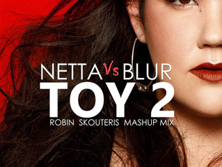 "New Eurovision Mashup! Netta (Israel) ""Toy""  Vs Blur's ""Song 2"""