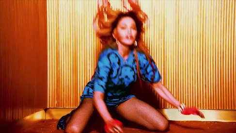 Beat it, I'm Madonna.
