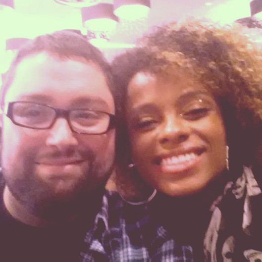 With Fleur East