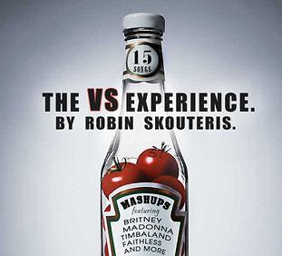 Vs1 Mashup Album Cover by Robin Skouteris