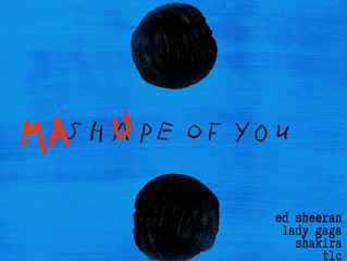 "New Mashup! ""MASHape Of You!  (Ed Sheeran & 4 more artists)"