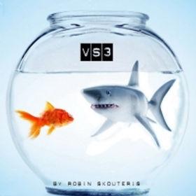 Vs3 Mashup Album Cover by Robin Skouteris