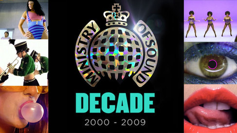 Ministry Of Sound DECADE 2000 - 2009.
