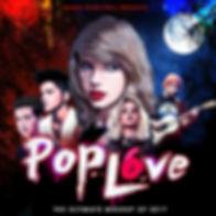 Poplove 6 mashup cover