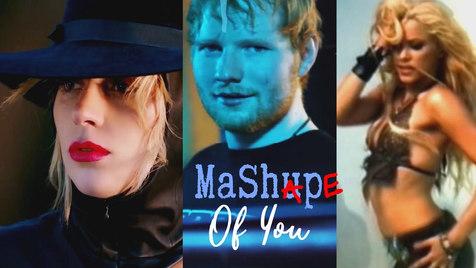 MASHape Of You.