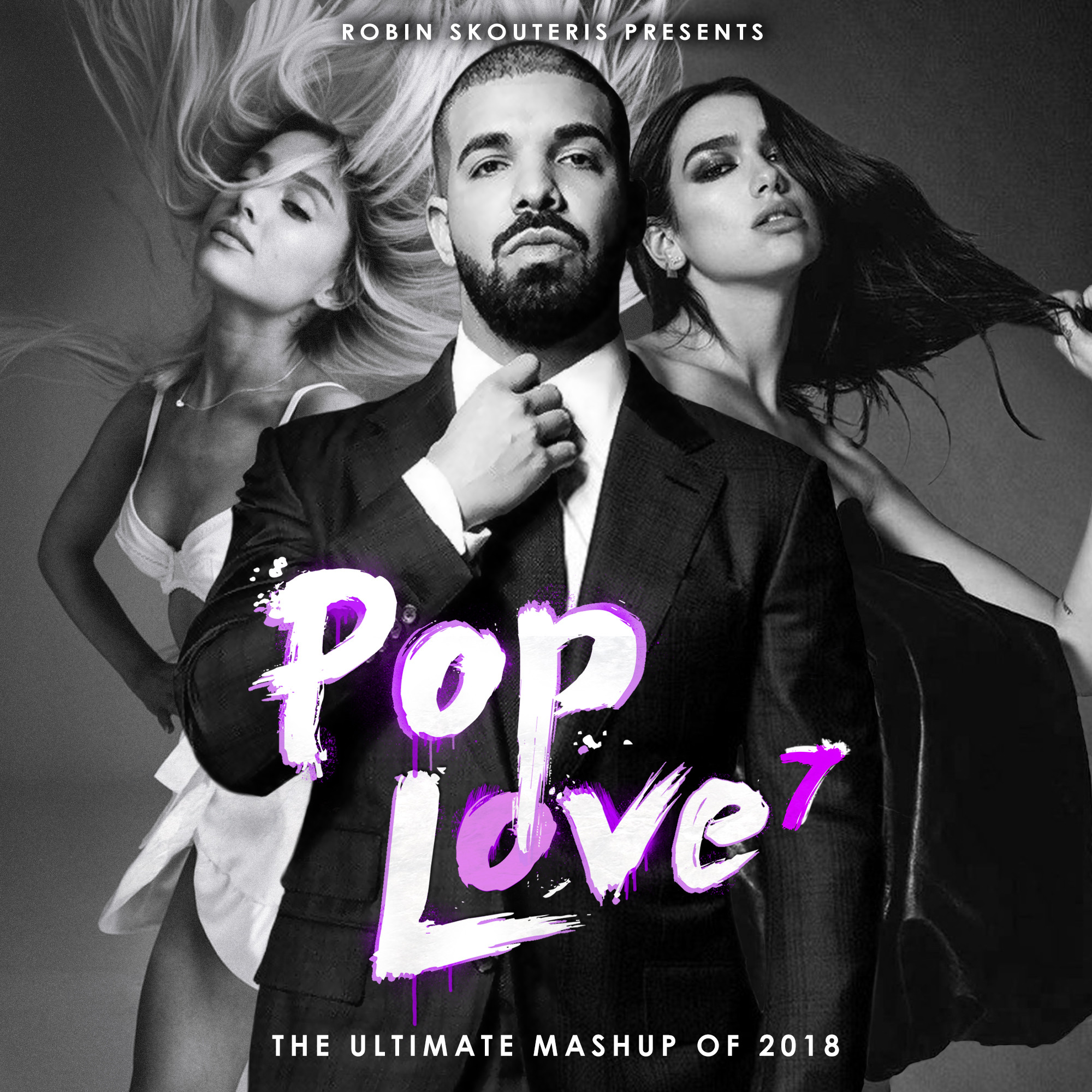PopLove 7 : The Ultimate Pop Mashup of 2018, by Robin Skouteris