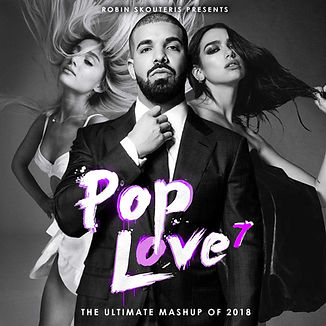 Poplove 7 mashup cover