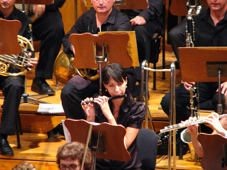 Deep in Stravinsky's orchestration
