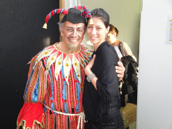 One of the greatest baritons of 20th century - Leo Nucci as Rigoletto at Solothurn Classics 2009