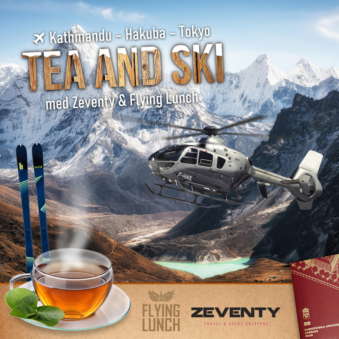 Flying Lunch & Zeventy