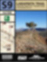Section 9 Map - Larapinta Trail