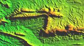 Larapinta Trail Maps - DEM Layers