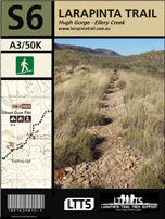 Section 6 Map - Larapinta Trail