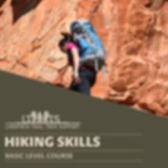 Hikig Skills Course - Larapinta Tai