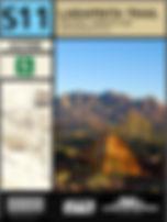 Section 11 Map - Larapinta Trail