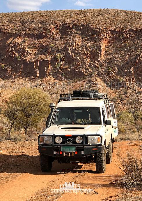 Four Wheel Drive (4WD) - Larapina Trail Transfers