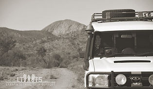 Larapinta Trail Transfers