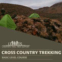 Cross Country Trekking in Cenral Austrlia