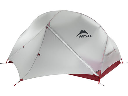 MSR Hubba NX 2 Person Tent / Trek Support