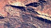 Larapinta Trail Maps - Satellite Imagery