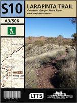 Section 10 Map - Larapinta Trail