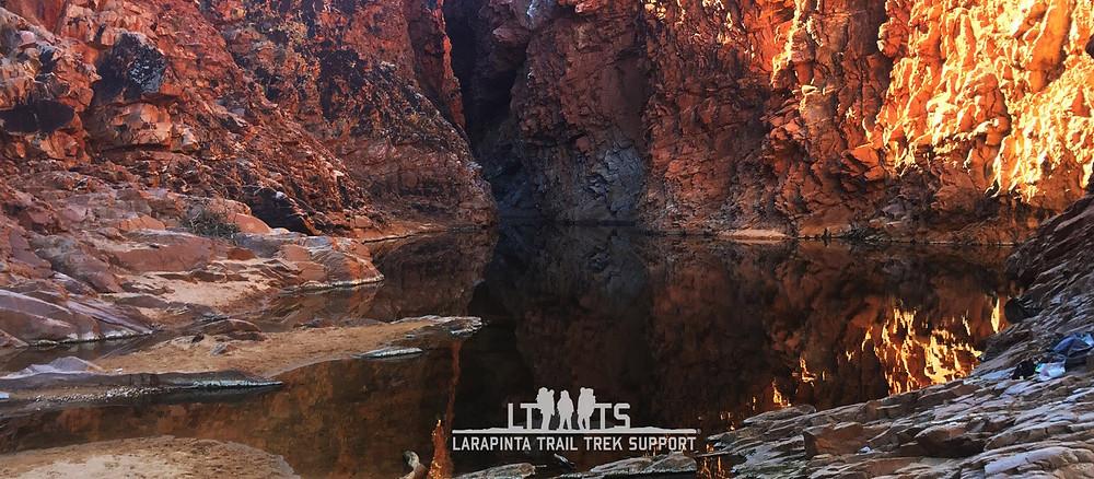 Redbank Gorge Waterhole