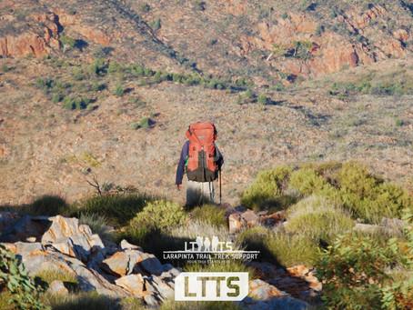 Which Way Larapinta Trail? Part 1