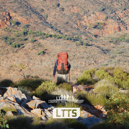 Which Way Larapinta Trail? Part 1