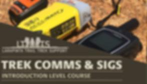 INTRO TO TREK COMMS & SIGNALLING