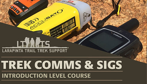 INTRO TO TREK COMMS & SIGNALLING