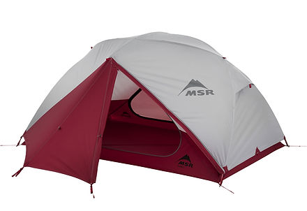 MSR Elixir 2 Tent / Trek Support