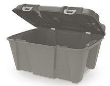 Hardcase Plastic Storage Container - Larapinta Trail