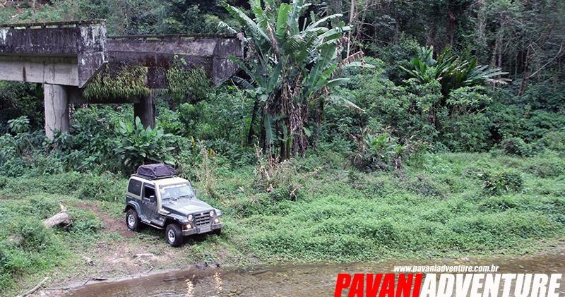 Travessia de veículo Ilha Comprida Adven