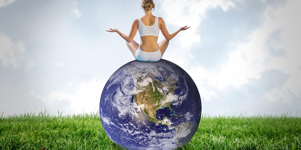 Earth Day Yoga Nidra with Andrea Cashman