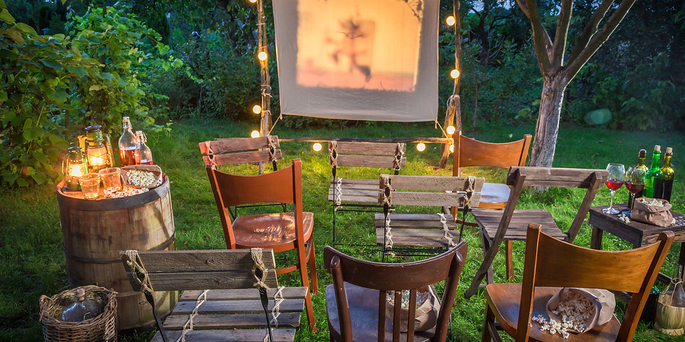 Gourmet Picnics & Movie Nights  Aug 6, Sept 3, Oct 8