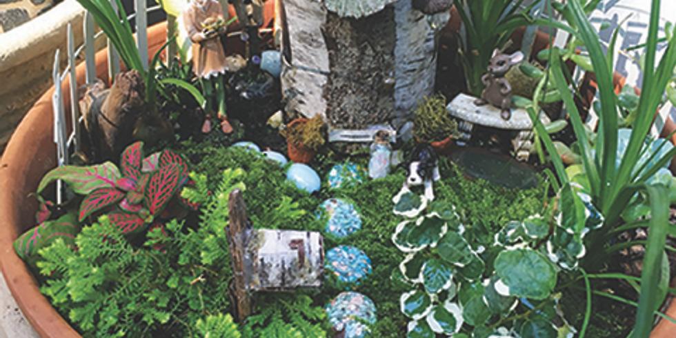 Fantasy Fairy Garden #2