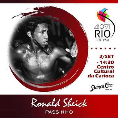 🤙 Ronald Sheick no Workshop do PASSINHO