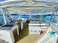 """""""The Best Trip Ever"""" on the S/Y """"Touch the Sky""""!"""