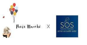 Petit Marché est heureux de vous présenter sa nouvelle collaboration !