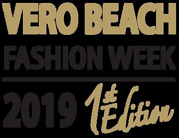 Black & Gold - Vero Beach Fashion Week 2