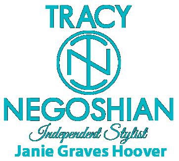 Independent Stylist Logo Janie Graves Ho