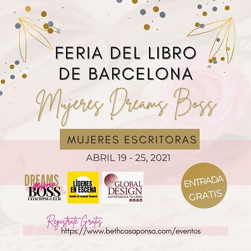 Instagram Feria del libro de Barcelona -