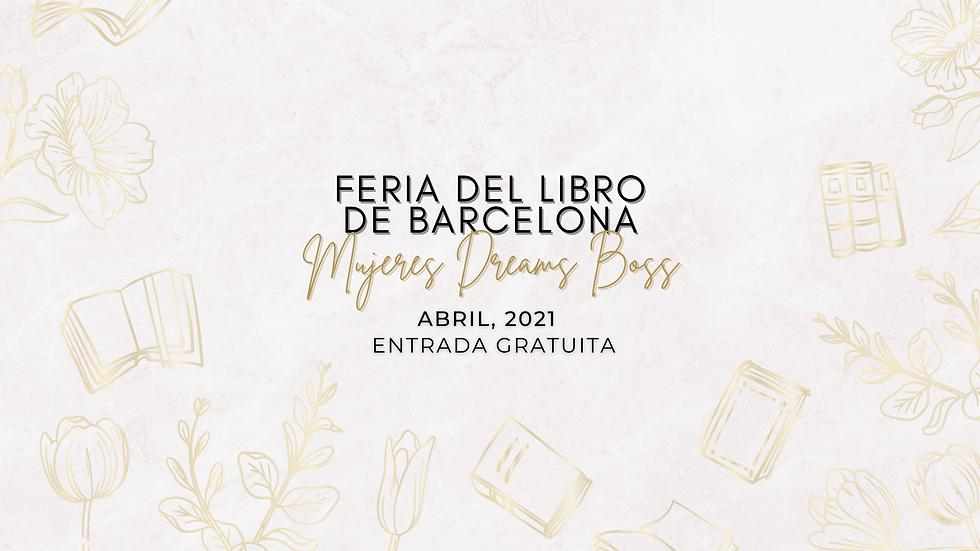 La Feria del Libro Mujeres Escritoras