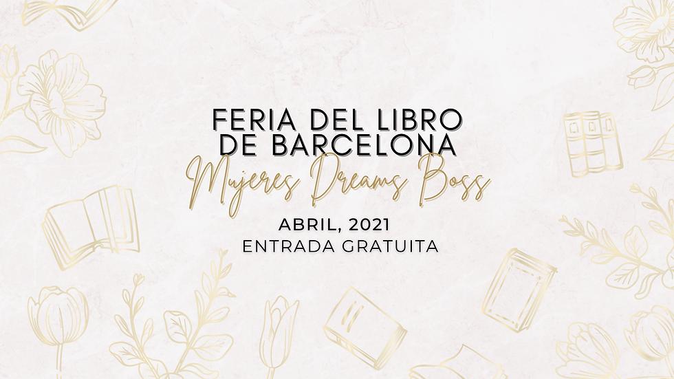La Feria del Libro de Barcelona Mujeres