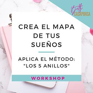 crea el mapa de tus sueños