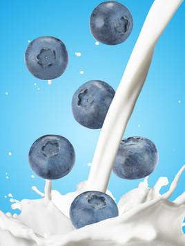 Blueberries-N-Cream
