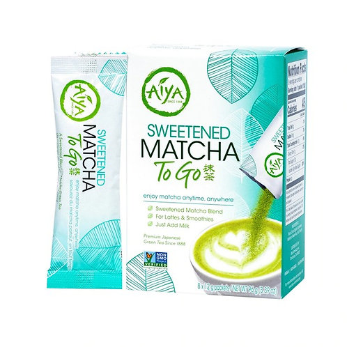 Matcha Stix To-Go Sweet