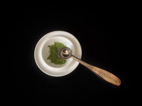 Perfect Cuppa Matcha Spoon