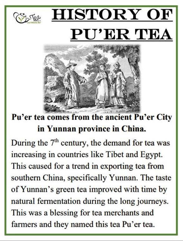 Puer Tea History.JPG