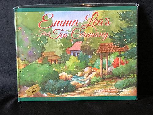 Emma Lea's First Tea Ceremony